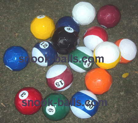 custom snookball