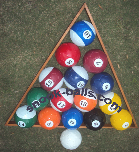 snookball triangle